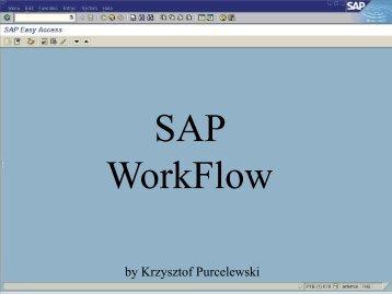 SAP WF