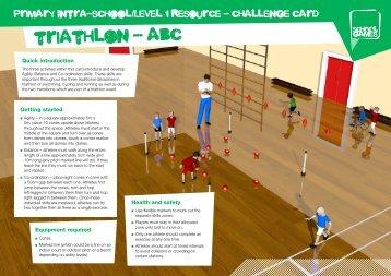 triathlon - abc - School Games