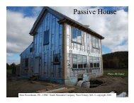 Intro to Passivehouse .pptx - Energysmiths