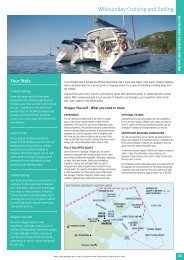 Whitsunday Cruising and Sailing - Sunlover Holidays