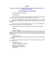 VIVIENDA Aprueban el Texto Único Ordenado del ... - sedapal.com.pe