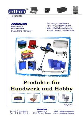 Bullmann GmbH - Albu