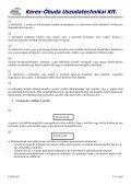 Részletes műszaki adatok - Kerex-Óbuda Kft. - Page 3