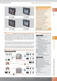 Programmable Automation Controller Products - ICP DAS