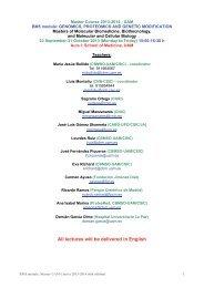 Program Course 2013-2014
