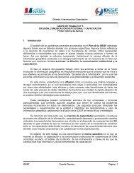 Marco Teórico Grupo de Difusión, Capacitación y ... - IDESF