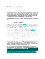 Addendum 20 Revised Section 8 and App 16-SATP