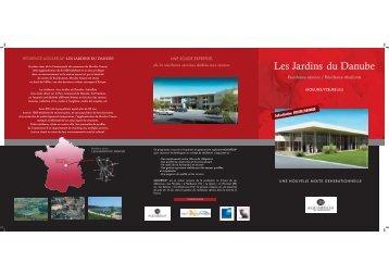La résidence AQUARELIA® YZEURE est conçue dans un ... - CN2i