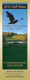 2012 Golf Rates - Golfmax.net