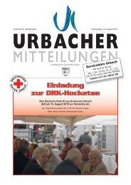 Fliesen · Platten · Mosaik · Naturstein - Gemeinde Urbach