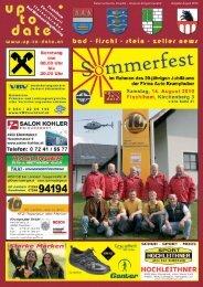 Österreichische PostAG - Infopost-Entgelt bezahlt ... - Up-to-date
