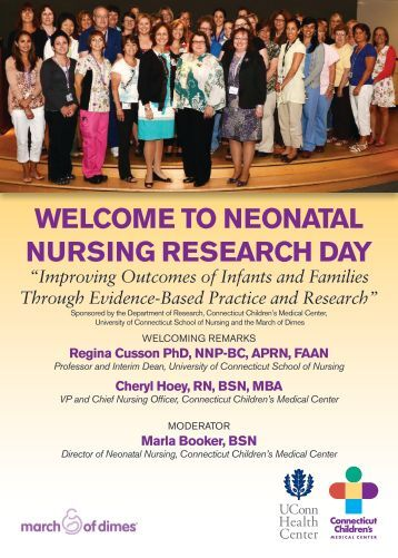 neonatal nurse research paper The journal of perinatal and neonatal nursing (jpnn) starts its fourth decade of making a contribution to the body of literature that is relevant to perinatal and neonatal research findings continue to underscore that the perinatal and neonatal periods are critical to human health across the lifespan feature articles.