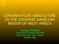 Mamadou Doumbia - Fondation FARM