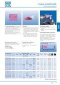 PFERD Csapos csiszolótestek - Mayer-Szerszám Kft - Page 7