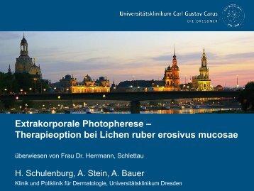 Extrakorporale Photopherese
