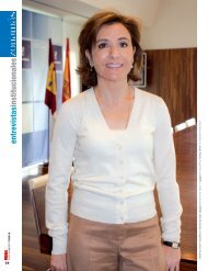 Dª. Marta García - Revista DINTEL Alta Dirección