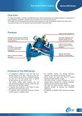 Series 500 Catalogue - Dorot Control Valves - Page 3