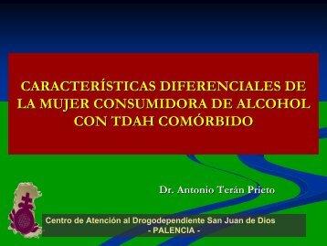 Carácterísticas diferenciales de la mujer consumidora de drogas ...