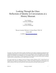 Looking Through the Glass: Reflections of Identity in Conversations ...