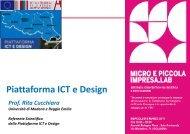 Piattaforma ICT - CNA Innovazione