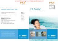 PCI Pecidur® - Barbour Product Search