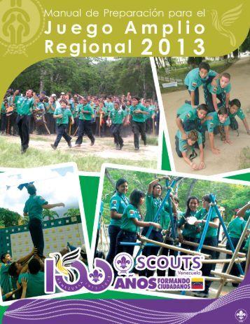 Juego Amplio Regional 2013.pdf - Scouts de Venezuela