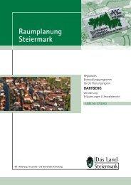 Verordnung und Erläuterungsbericht - Raumplanung Steiermark ...