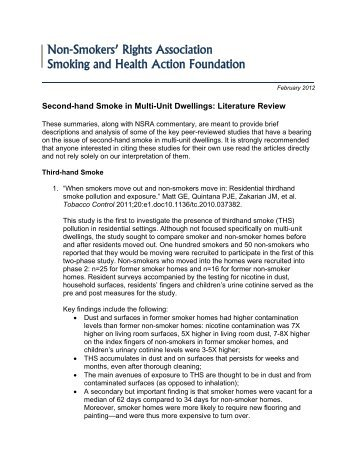 related local literature and studies of smoking Review of related literature serve as your outline for discussion of related literature and studies that are foreign studies c local studies d.