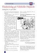 • Højskoledag på Vallekilde Højskole • Tid til forandring ... - Page 4