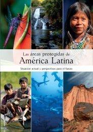 Las áreas protegidas de América Latina