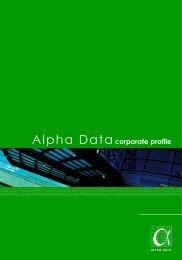 Company Profile - Consultancy Bid.ai - 4Sight Technology