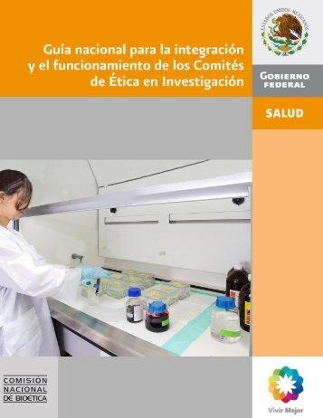 Guía Nacional - Comisión Coordinadora de Institutos Nacionales de ...