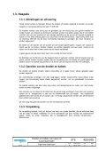 Draden en kabels Technische Specificatie - Infrabel - Page 6
