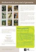 Vleermuizen in de kou - Natuurpunt - Page 4