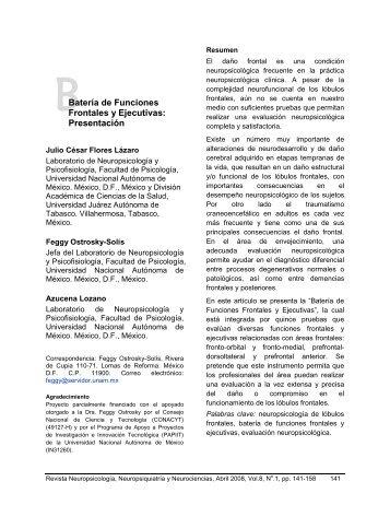 presentación - Grupo de Neurociencias de Antioquia