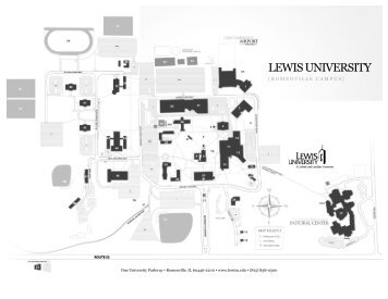 Aviation & Transportation (MS) - Lewis University
