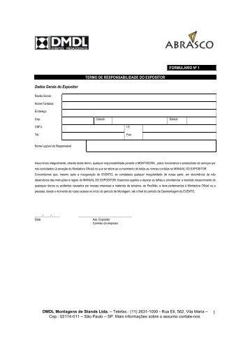 Formulários Abrasco - EPI 2008