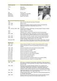 Christian Peter Ernst Gerloff, Germany - Kenes