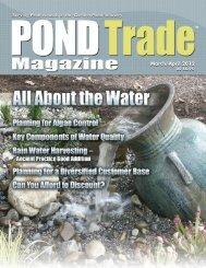 Download the March/April 2012 PDF - Pond Trade Magazine
