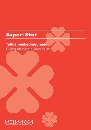 Super-Star - Swisslos