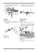Footboard Control and Mounting Kit, Rider_UK EN.fm - Triumph ... - Page 5
