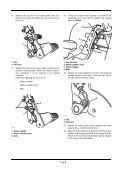 Footboard Control and Mounting Kit, Rider_UK EN.fm - Triumph ... - Page 7