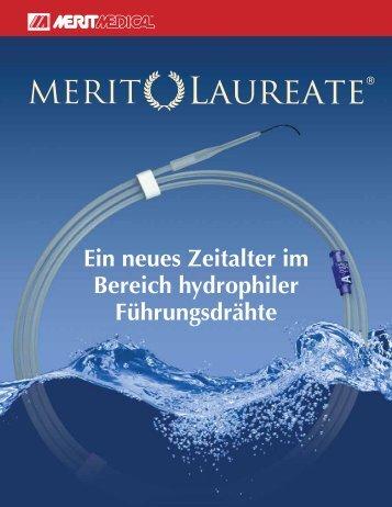 Ein neues Zeitalter im Bereich hydrophiler ... - Merit Medical