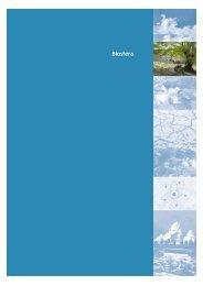 Biosfera - Annuario dei dati ambientali