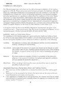 Rais 500 Installation, Use and Maintenance Manual - Robeys Ltd - Page 6