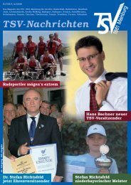 TSV-Nachrichten 3/2008