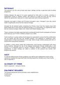 Implementation of a Supervised Tooth Brushing Programme in Early ... - Page 4