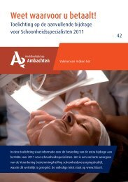 Bestemmingsheffing Schoonheidsverzorging 2011.pdf - HBA