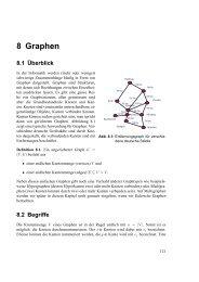 8 Graphen