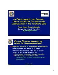 An Electromagnetic and Quantum Theory ... - N3Cat - UPC